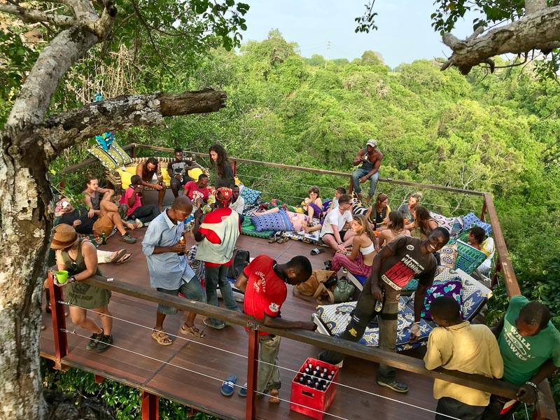 Community & Culture, Beneath the Baobabs, Kilifi, Kenya