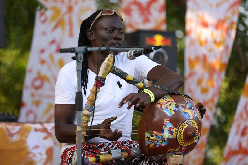 Makadem, Artists & Music at Beneath the Baobabs Festival, Kilifi, Kenya